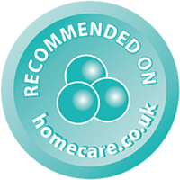 Care Force Recommended on homecare.co.uk